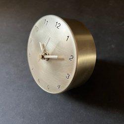 bowlpond / ボウルポンド<br/>時計(小) 真鍮 数字