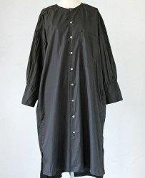 UNIVERSAL SEVEN / ユニバーサルセヴン<br/>タイプライター シャツドレス