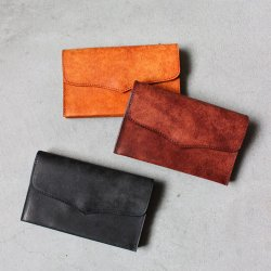 R&D.M.Co / OLD MAN'S TAILOR<br/>WALLET PLAIN TYPE お財布 ラージ