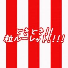 在庫5のみ!!どきどき!!粒ルーレット!!(NV6-12-01)