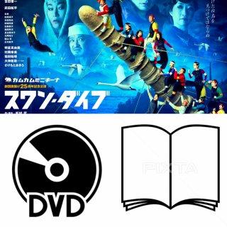 「スワン・ダイブ」(2015年)DVD とパンフレット