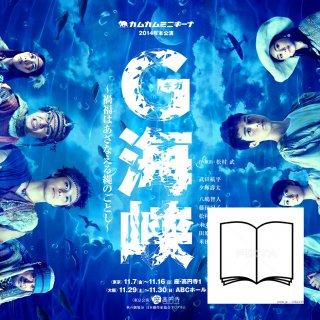 「G海峡」(2014年)パンフレット