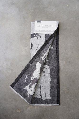 LAPUAN KANKURI(ラプアンカンクリ) KOIRAPUISTO towel 35x50cm