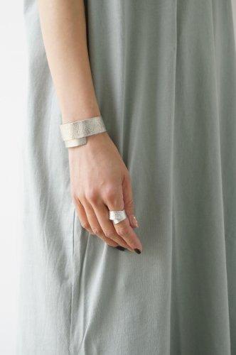 NAGAE+(ナガエプリュス)《リング》TIN BREATH Ring 10×80 mm   SILVER