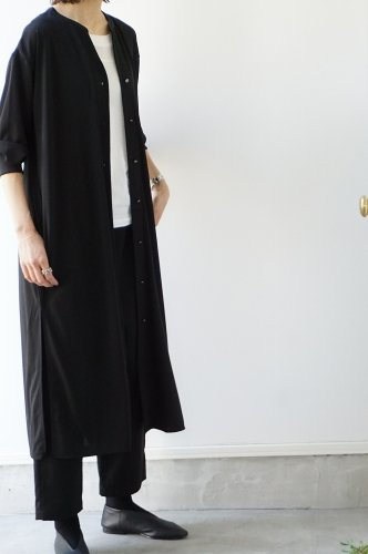 etre relie(エトレリー) GZカットソースキッパーシャツワンピース
