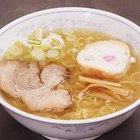 No.0004 函館の人気ラーメン店!しお家生塩ラーメン(3食入・スープ付き) 【しお家】
