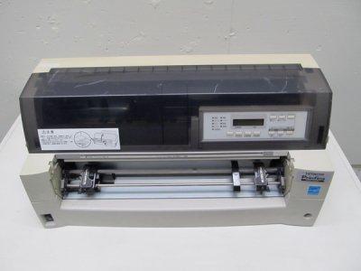 訳有/中古ドットプリンター日立 DX4131 (PC-PD4131)富士通FMPR系OEM ダブルトラクタ、トレー欠品_201603…
