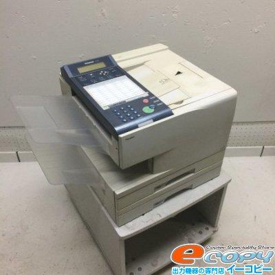 中古FAXPanafax UF-A600M2段給紙カセット