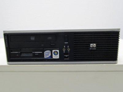 中古パソコン HP Compaq dc7900SFF OSなし