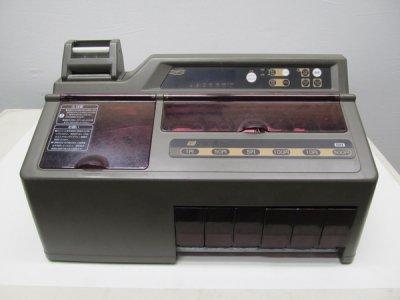 【中古硬貨計数機】 Daito /硬貨選別計数機 勘太 DC-9P 作業効率化/自動硬貨計数機