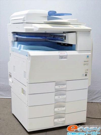 中古A3コピー機/中古A3複合機/RICOH (リコー) imagio MP C2200/コピー/FAX/プリンタ/スキャナ/正常動作品