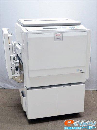 中古印刷機/ダイレクト印刷可能/RICHO(リコー) Satelio A411/106490枚