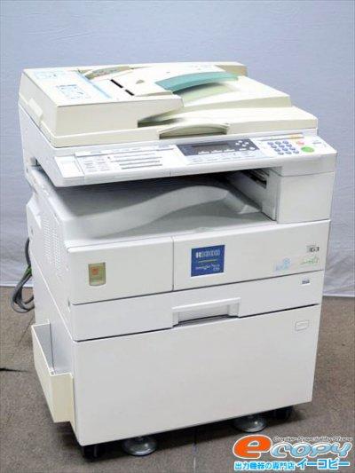 中古A3コピー機/中古A3複合機/正常動作品/RICOH(リコー) imagio NEO135/66520枚/コピー/FAX