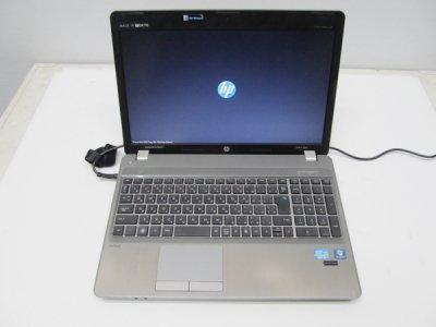 訳有中古ノートパソコンHP ProBook4530Swin7pro  Corei3 2.30GHzメモリ2G HDD 300GB 無線LAN