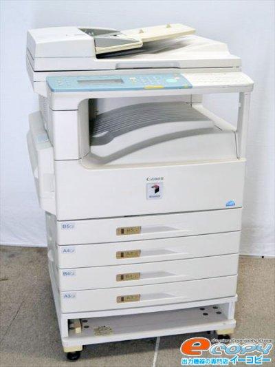 中古A3コピー機/A3複合機/Canon(キャノン)image RUNNER iR1600F/カウンタ4085/新品トナー付