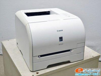 中古A4カラーレーザープリンター/Canon(キャノン)Satera  LBP5050/カウンタ10047枚