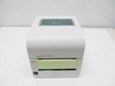 条件付き送料無料 ラベルプリンター NEC MultiCoder 502L 型番 PR-T502L3TL USB LAN