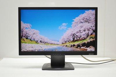 中古21.5型ワイド液晶モニター IODATA アイ・オー・データ機器 LCD-MF221XBR HDMI DVI-D D-sub15