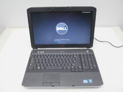 中古ノートパソコンデル DELL Latitude E5520win10home CPU i5 2.5GHz/HDD250GB/メモリ4G