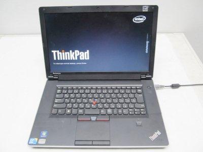 中古ノートパソコン Lenovo レノボ ThinkPad Edge 15 0301K9J Corei5 HDD320G/メモリ2G/Win7 無線LAN