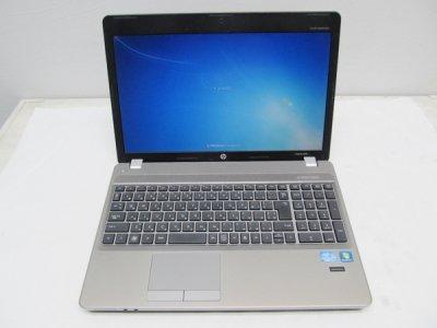 訳有5 中古ノートパソコン HP ProBook 4530S win7pro Corei3 メモリ2G HDD250G 無線LAN