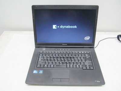 中古ノートパソコン TOSHIBA 東芝 dynabook Satellite L47266E/HD win7pro Corei5 HDD160GB メモリ4G
