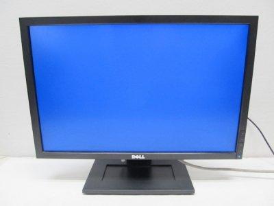 中古22型液晶モニター Dell デル E2210c D-Sub15 DVI