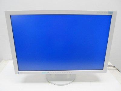 バックライト8387H 中古24.1型液晶モニター EIZO FlexScan SX2462W DVI DisplayPort
