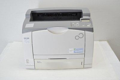 中古プリンター FUJITSU 富士通  Printia Laser XL-9440D A3 モノクロ USB/LAN/パラレル 両面 トナー無