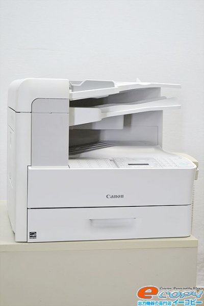 中古業務用FAX/中古業務用ファックス カウンタ3679枚/自動両面コピー可能 Canon/キャノン Canofax L1000