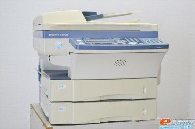 訳あり商品/中古B4業務用FAX機/正常動作品 NTT OFISTAR B4000 13738枚
