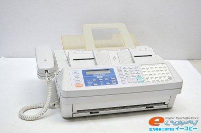 業務用中古FAX/業務用中古ファックス ムラテック/村田機械/Muratec 感熱紙タイプFAX F-370/最大B4用紙サイズ ナンバーディスプレイ対…