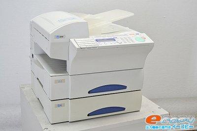 中古B4業務用FAX機/正常動作品/NTT NTTFAX L-300/5888枚/ナンバーディスプレイ対応