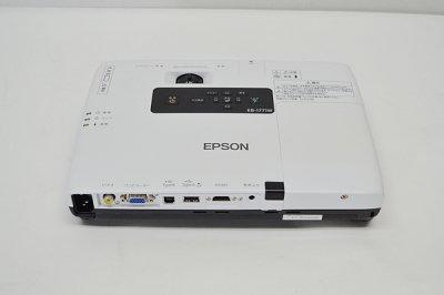ランプ時間419時間/中古プロジェクター EPSON/エプソン EB-1771W 【中古】