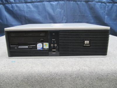 中古パソコンHP Compaqdc5700SFFモニタ付属可