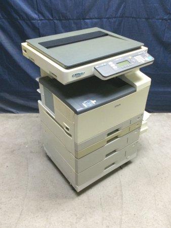 【ワケあり】カラーコピー機自動両面可能EPSON LP-M6000カウンタ3400枚