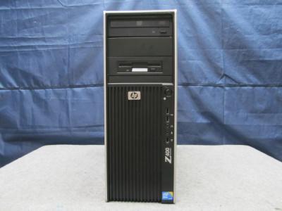 中古パソコン/デスクトップパソコンHP(ヒューレットパッカード)HP Z400 Workstation OS選択可能 FX 1800【中…