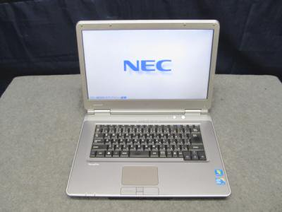 ノートパソコン NECVersaPro VK26M/D-B PC-VK26MDZCB Core i5 2.66GHzHDD160GB メモリ2G OS選択可