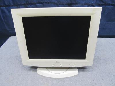 中古液晶モニター富士通(FUJITSU)VL-151VA15型液晶モニター