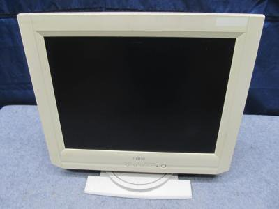 中古液晶モニター富士通(FUJITSU)VL-152VA15型液晶モニター