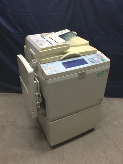 【ワケあり】中古印刷機中古輪転機RICOH Satelio DUO8新品インクマスター付