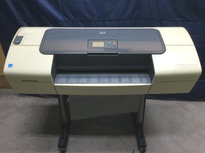 【ワケあり】中古プロッターHP Designjet T610六色刷り印刷カラープロッター