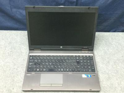 中古ノートパソコンHP ProBook 6560bセレロン 1.60GHzOS無し【訳あり】