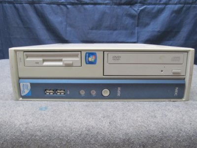 中古パソコン/中古PCNEC MY26L/A-9OS選択可能モニター付属可Pentium Dual 2.6GHz メモリ 3G/HDD 160GB