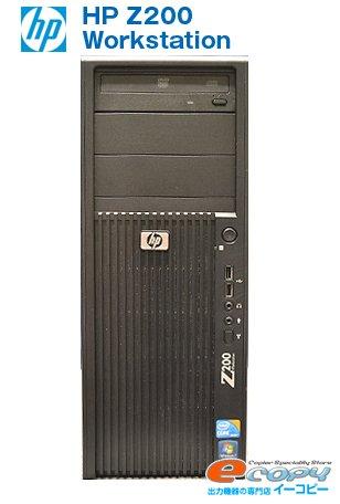 ☆売切れ☆訳有3中古パソコン/デスクトップパソコンHP Z200 Workstation win7pro HDD 500GB/メモリ 8GCore i5 3.2G…