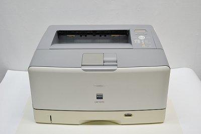 中古A3レーザープリンター Canon キャノン Satera LBP3970 A3 モノクロ USB LAN トナー無
