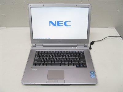 中古ノートパソコン NEC VersaProVK25MD-COS選択可能Core i5 2.5GHz HDD250GB メモリ2G 【中古】_20160219