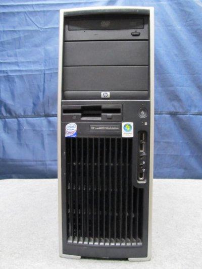 中古パソコンHP xw4400WORKSTATION OS選択可能