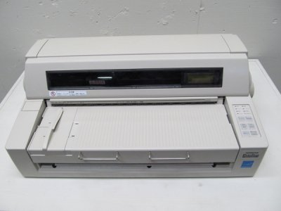 ドットプリンター 日立 DX4081A (PC-PD4081A) 【中古】中古ドットプリンター伝票印字プリンター_20160310