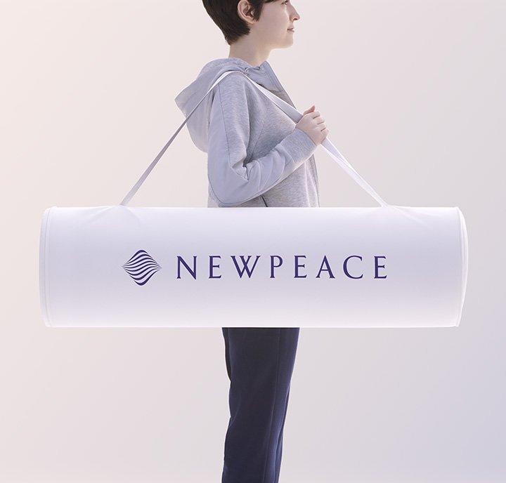 NEWPEACE Motion Mattress Light(ニューピース モーションマットレスライト)セミダブル
